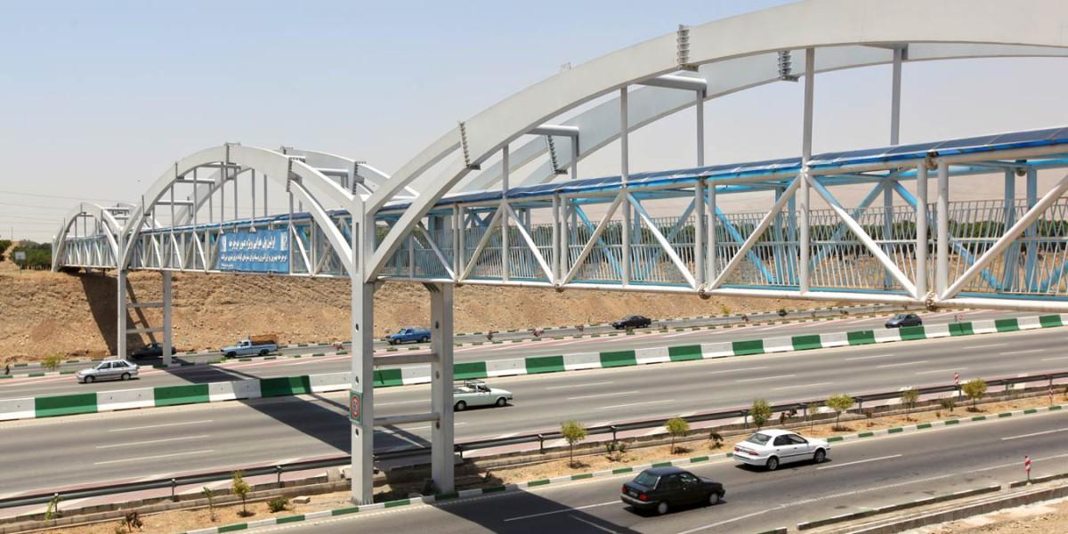 بزرگراه آزادگان - شمال اتوبان تهران کرج