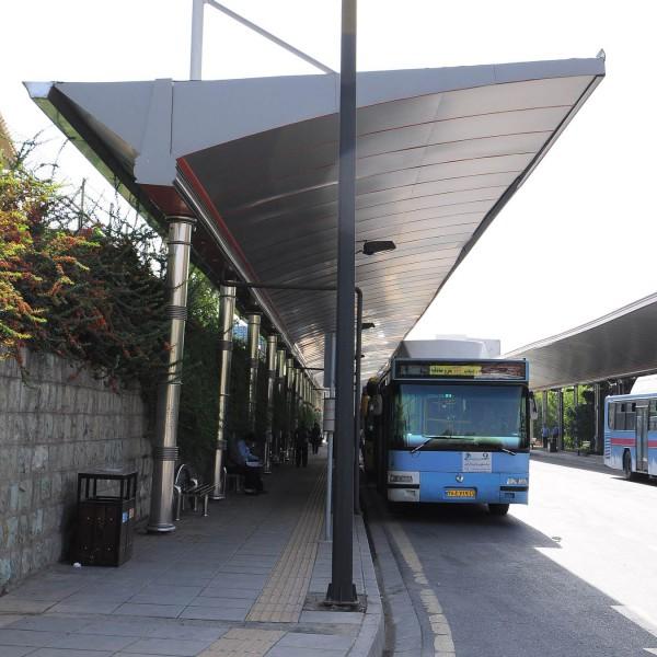Sanat Square Terminal - Iran zamin