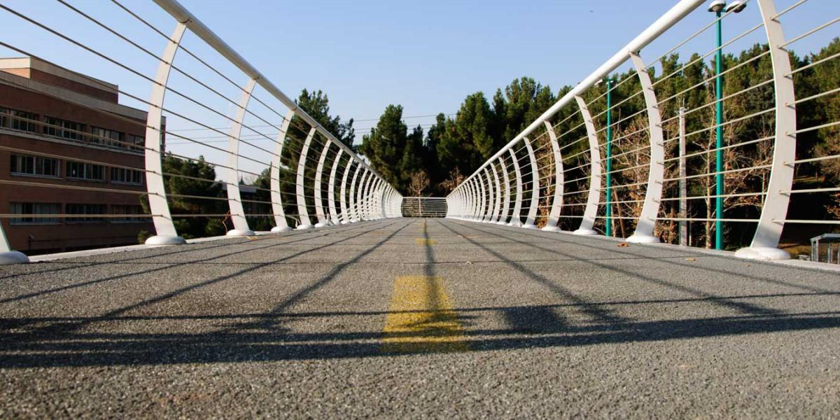 Student Boulevard bridges Velenjak